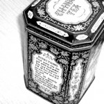 Antique Tea Tin